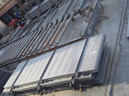 10CrMoAl Corrosion Resistant Steel