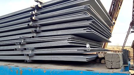 Corrosion resistance of Corten A weather resistant steel plate
