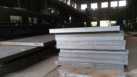 Q355NH weather resistant steel plate