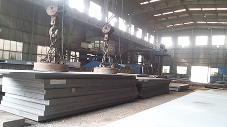 Application fields of Q235NH weather resistant steel plate