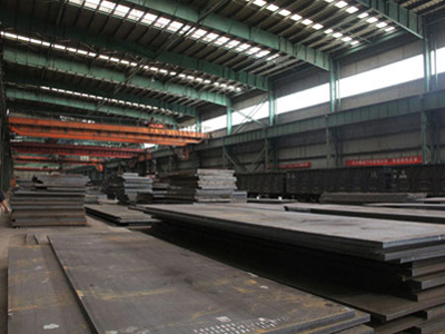 BBN is a professional S355J0W steel plate factory supplier