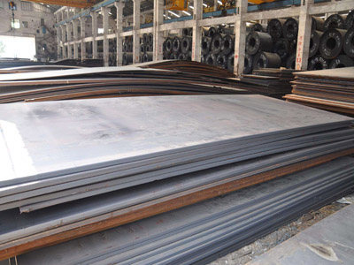 Corrosion resistance of SPA-C weathering steel sheet