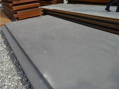 How to eliminate oxidation on the surface of ASTM A242 Type1 weather resistant steel plate
