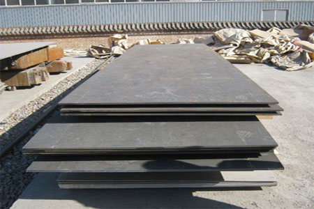 BS4360 WR50A steel plate equivalent material and performance