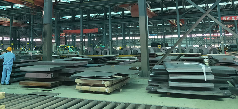 EN 10025-5 S355J0WP steel plate weather resistant steel sheet